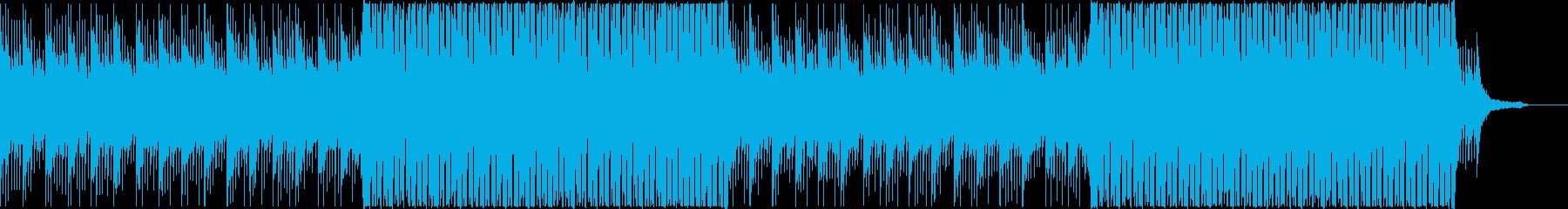 爽やか・可愛い・神秘的/企業VP系03cの再生済みの波形
