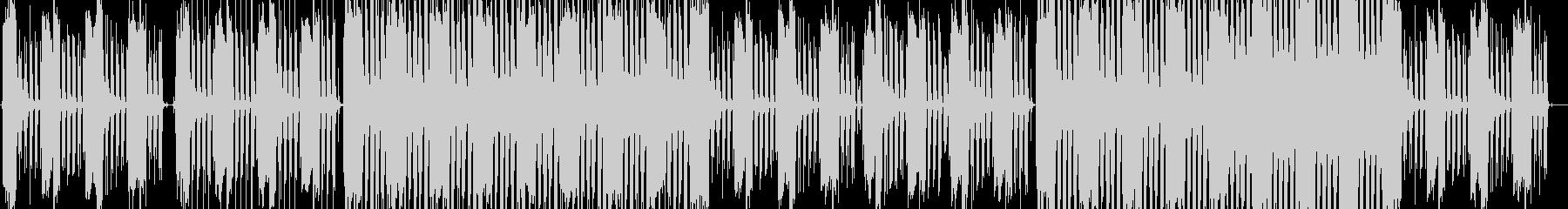 ブルース アクティブ 明るい バト...の未再生の波形