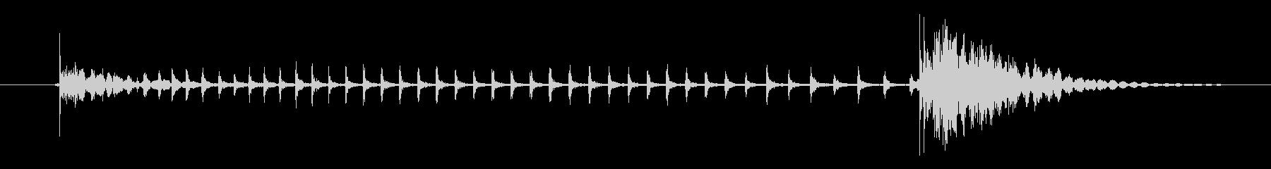 BMX バイクランプフライランド03の未再生の波形