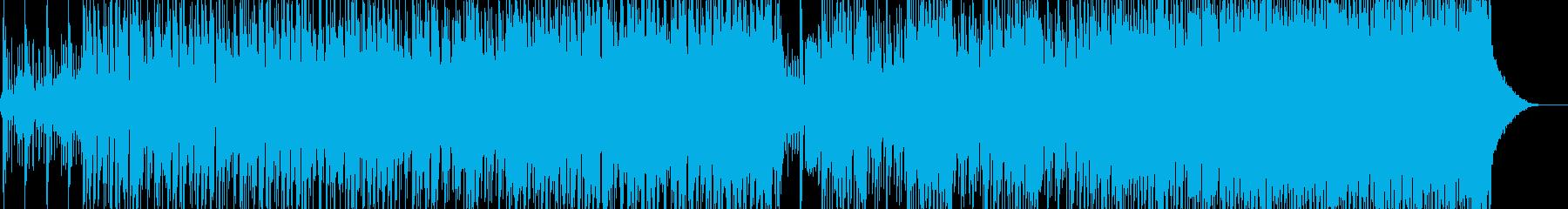異世界・ミステリアスな… エレキ有B2の再生済みの波形