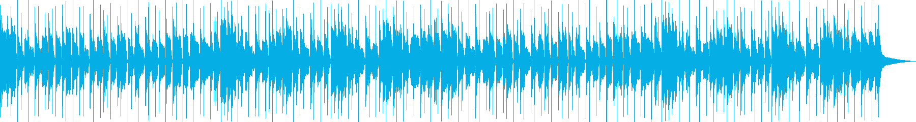T.V.現代現実研究所ファンキーで...の再生済みの波形