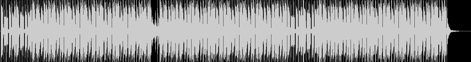 おしゃれなHIPHOP TRAPの未再生の波形