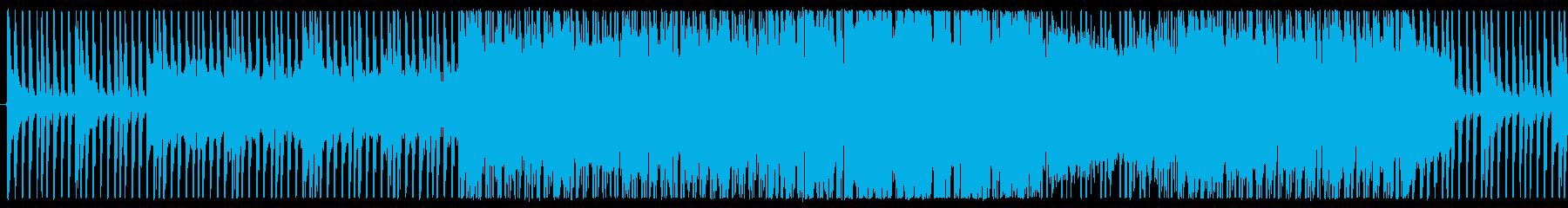 RPG向けバトル曲(ループ仕様)の再生済みの波形