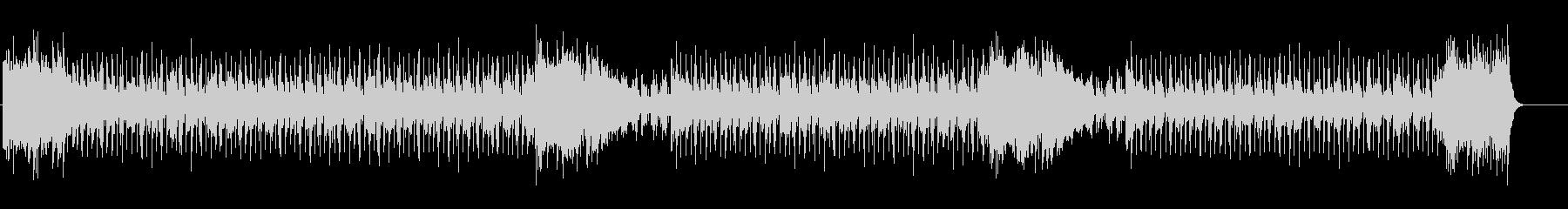ファンキー・ホーン・セクションの未再生の波形