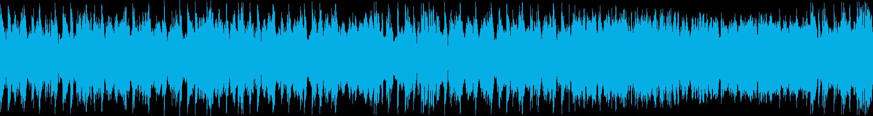 明るいポップなBGMです。30秒でカッ…の再生済みの波形