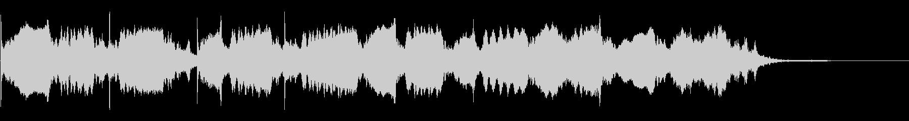 サーボ;フォークリフト、上/下回転...の未再生の波形
