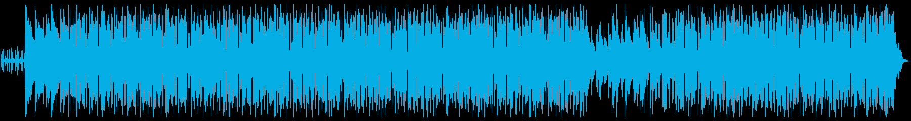 ポップ センチメンタル 感情的 説...の再生済みの波形