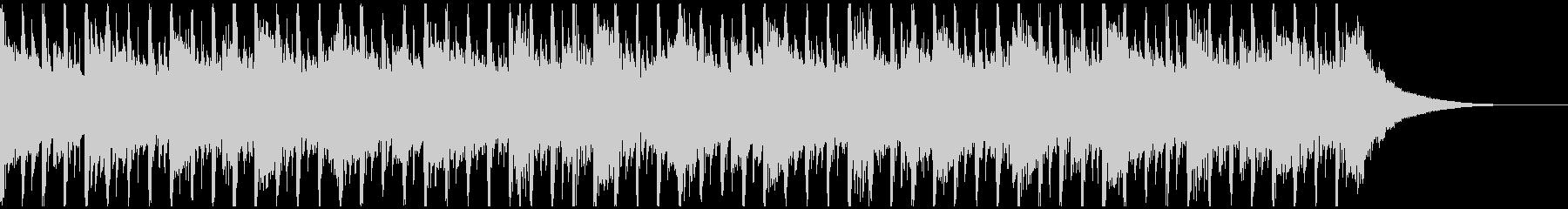 アーキテクチャ(35秒)の未再生の波形