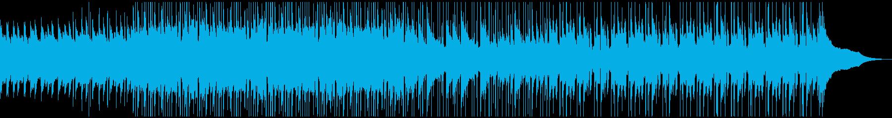 企業VP・ピアノ・シンプル・爽快の再生済みの波形