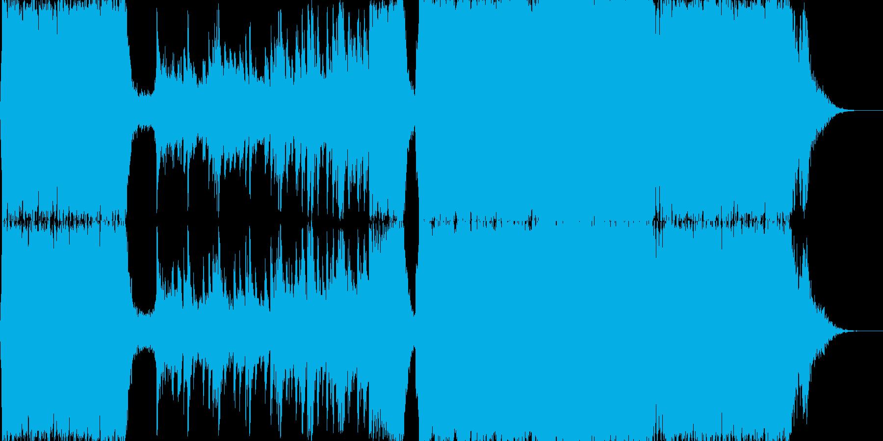 エピック・オーケストラ・接戦の再生済みの波形