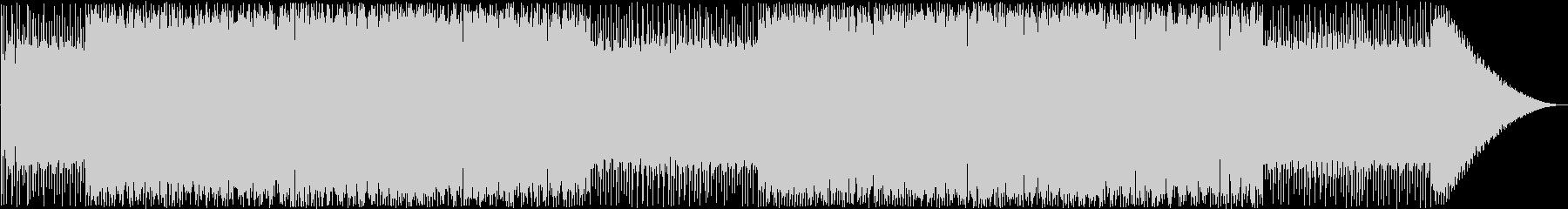 ファミコン/ダンジョン/ピコピコ/の未再生の波形
