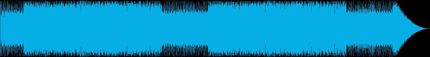 ファミコン/ダンジョン/ピコピコ/の再生済みの波形