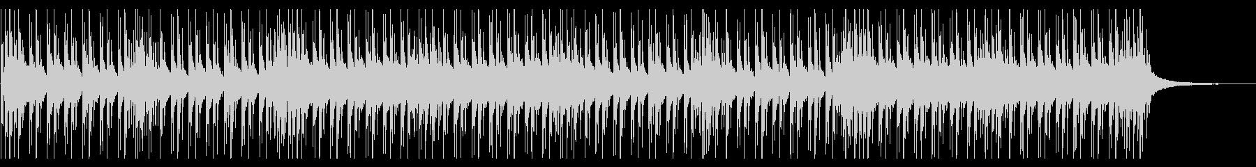 疾走感・勢いのあるソロドラムの未再生の波形