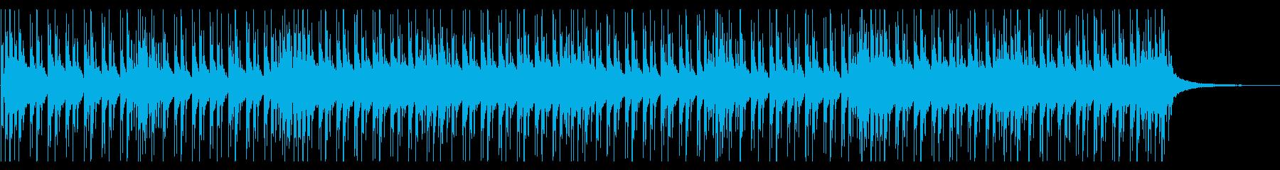 疾走感・勢いのあるソロドラムの再生済みの波形