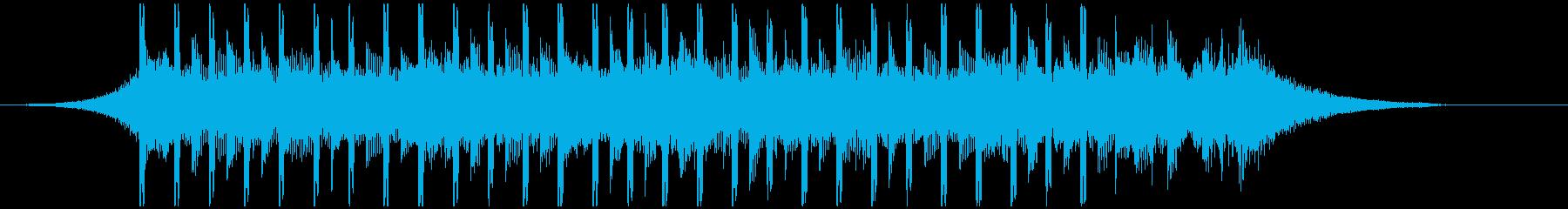 モダンコーポレート(ショート)の再生済みの波形