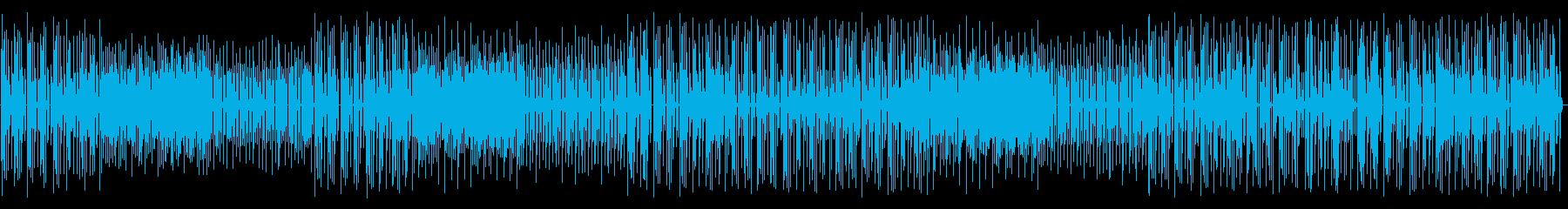 クラシックビデオゲームの音楽を連想...の再生済みの波形