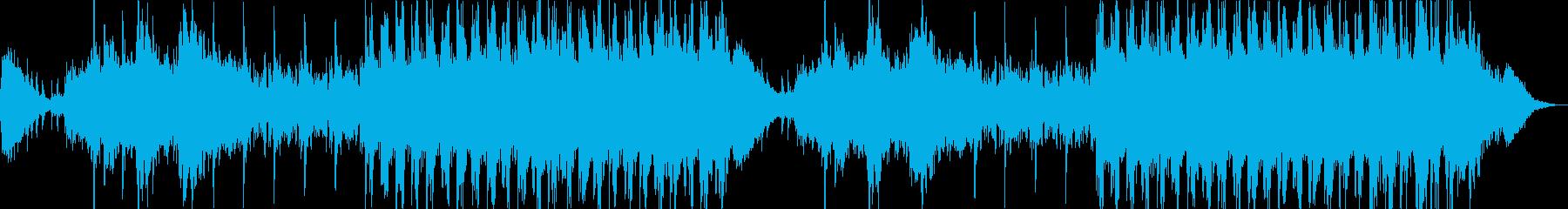 映画音楽、シネマティック映像向け-07の再生済みの波形
