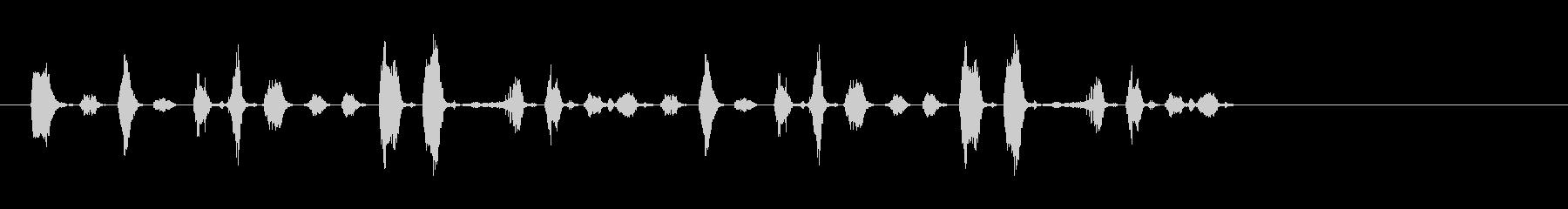 フォーリングダウンステアズエル、ヒ...の未再生の波形