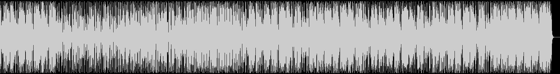 生演奏の津軽三味線×Relax EDMの未再生の波形