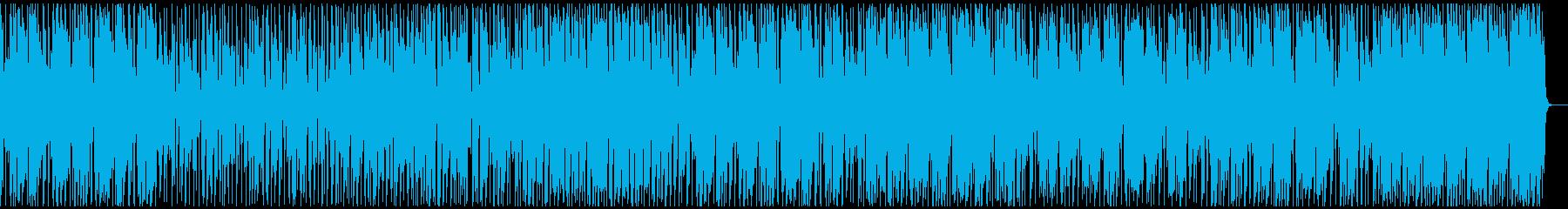 生演奏の津軽三味線×Relax EDMの再生済みの波形