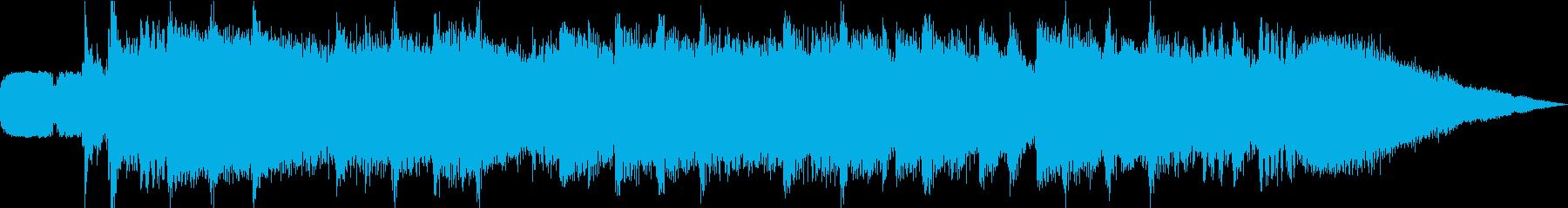 【15秒】爽やかなバイオリン/TVCM用の再生済みの波形