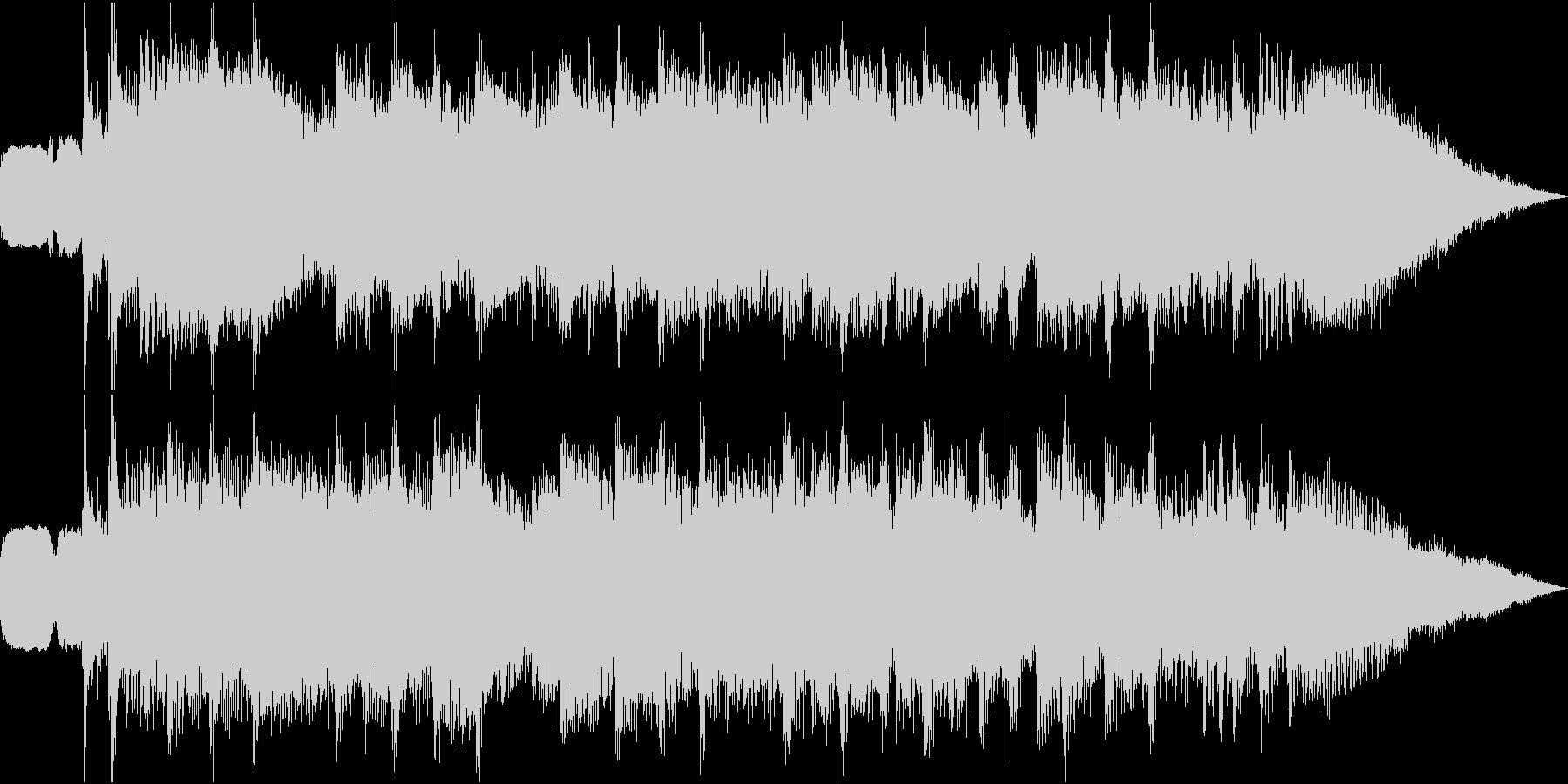 【15秒】爽やかなバイオリン/TVCM用の未再生の波形