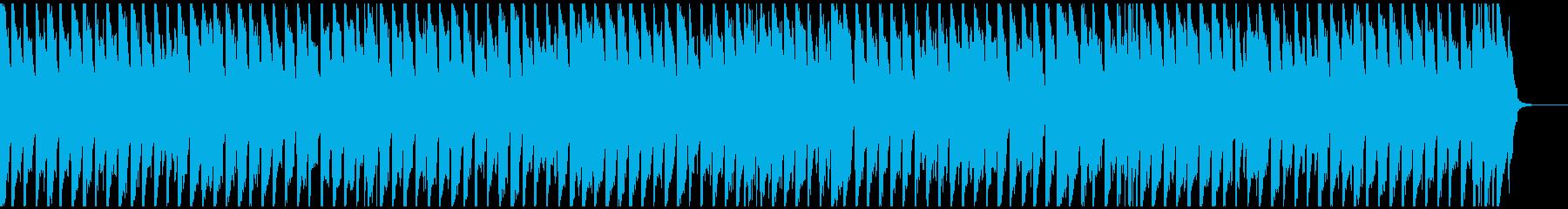 表彰式の定番ヘンデル 元気Verメロ抜きの再生済みの波形
