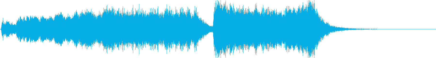 Brass fanfare for ceremonies and events's reproduced waveform