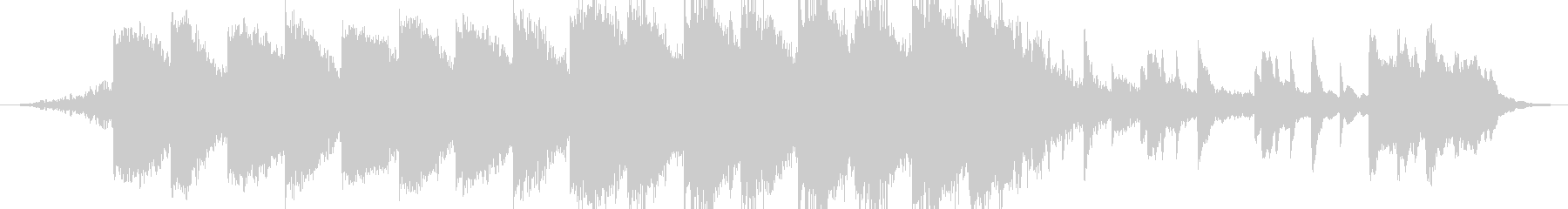 動画 魔法 環境 平和 ピアノ エ...の未再生の波形