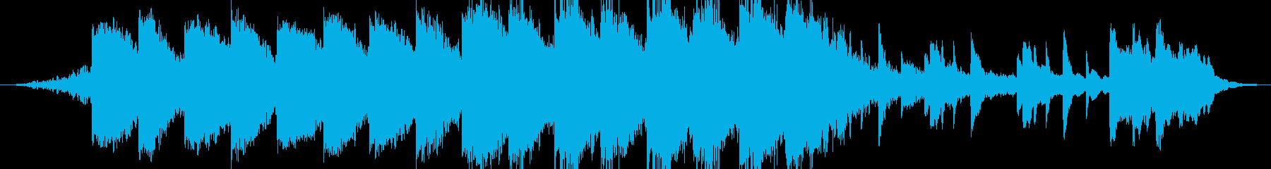動画 魔法 環境 平和 ピアノ エ...の再生済みの波形