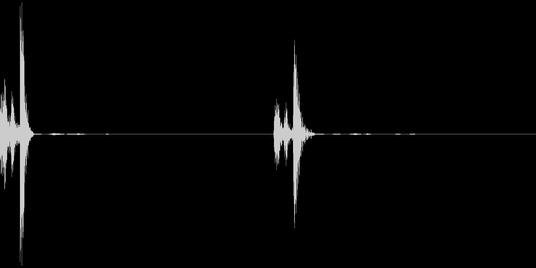 時計、タイマー、ストップウォッチ_B_1の未再生の波形