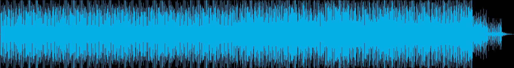 再現V】謎、不思議、事件性を感じるBGMの再生済みの波形