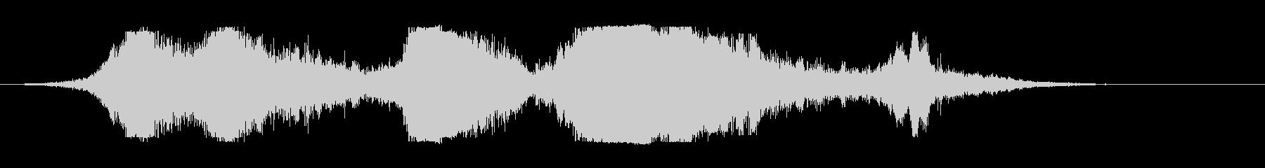 SC。レーシング;アウトオブターン...の未再生の波形