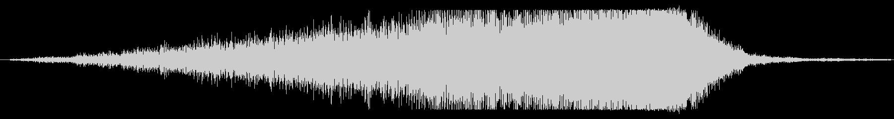 上昇 Silverwind 01の未再生の波形