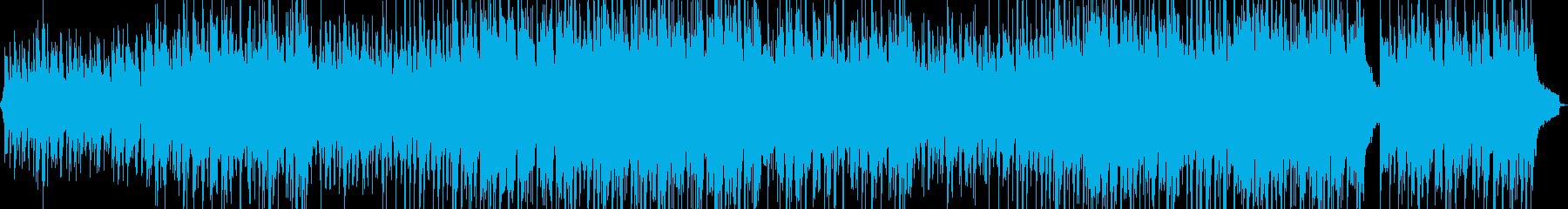 ポップ ロック レゲエ スカし カ...の再生済みの波形