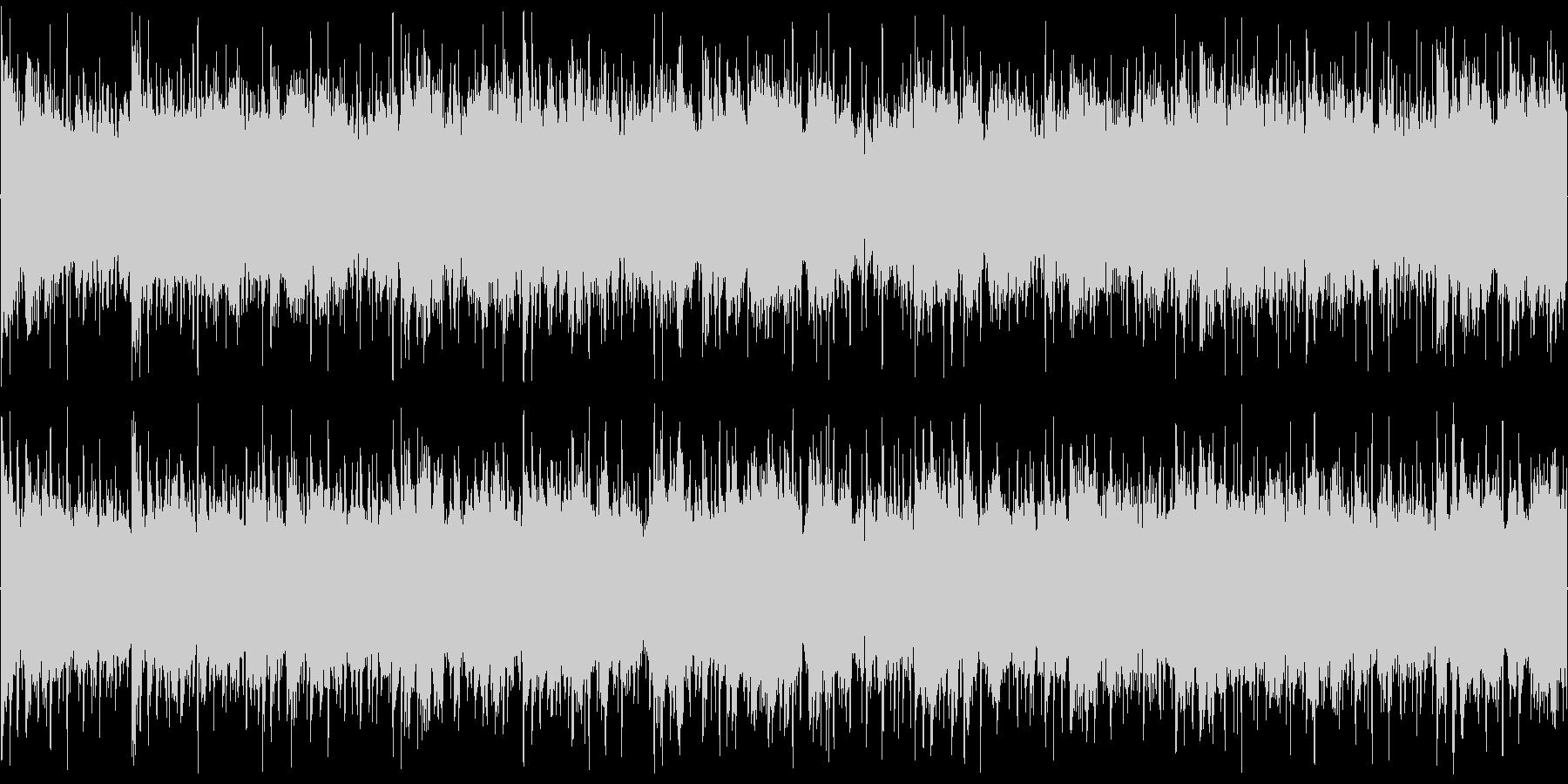 Smart Loopの未再生の波形