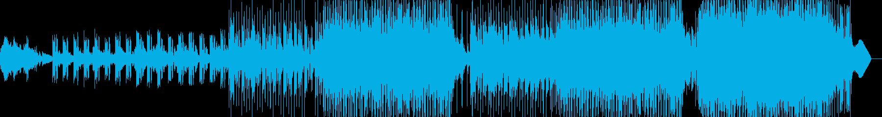 ノスタルジックで風変わりです。ナイ...の再生済みの波形