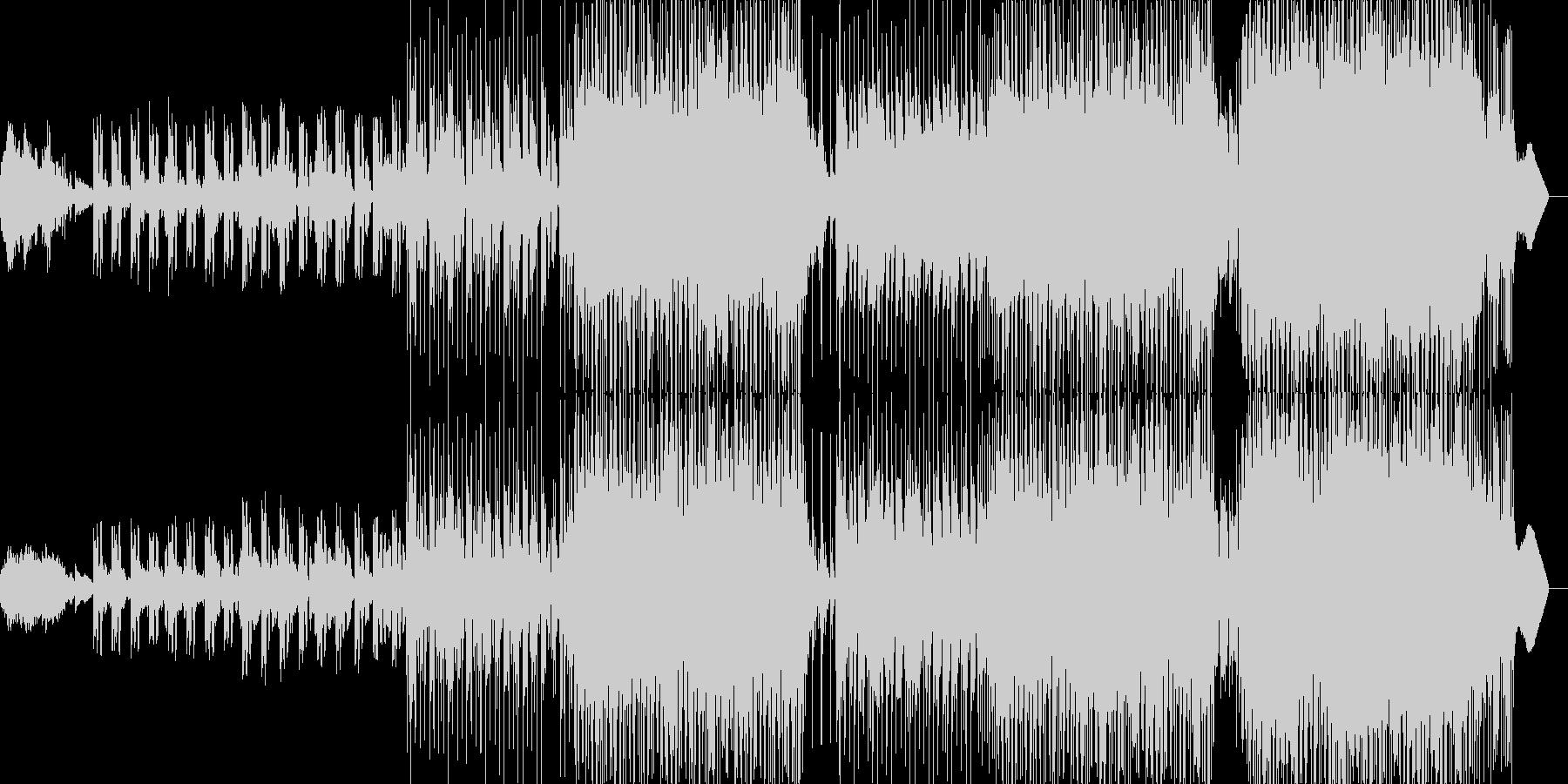 ノスタルジックで風変わりです。ナイ...の未再生の波形