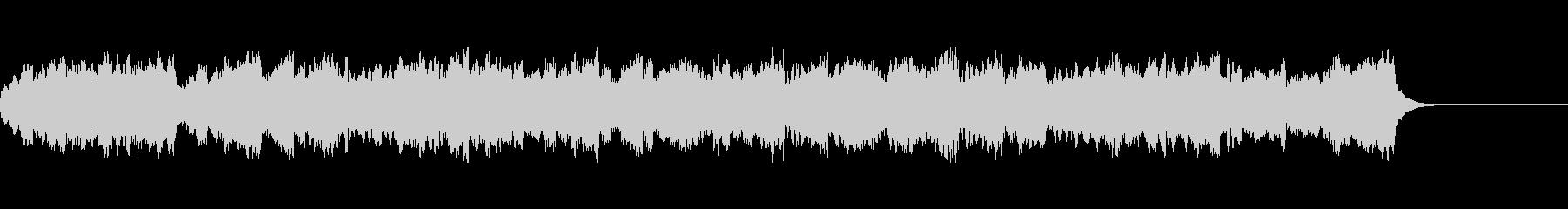 バイオリンとビオラによる二重奏(ミニ)の未再生の波形