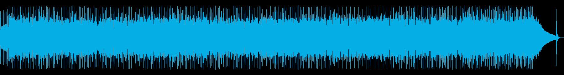 洗練された激しさ・ギターロックの再生済みの波形