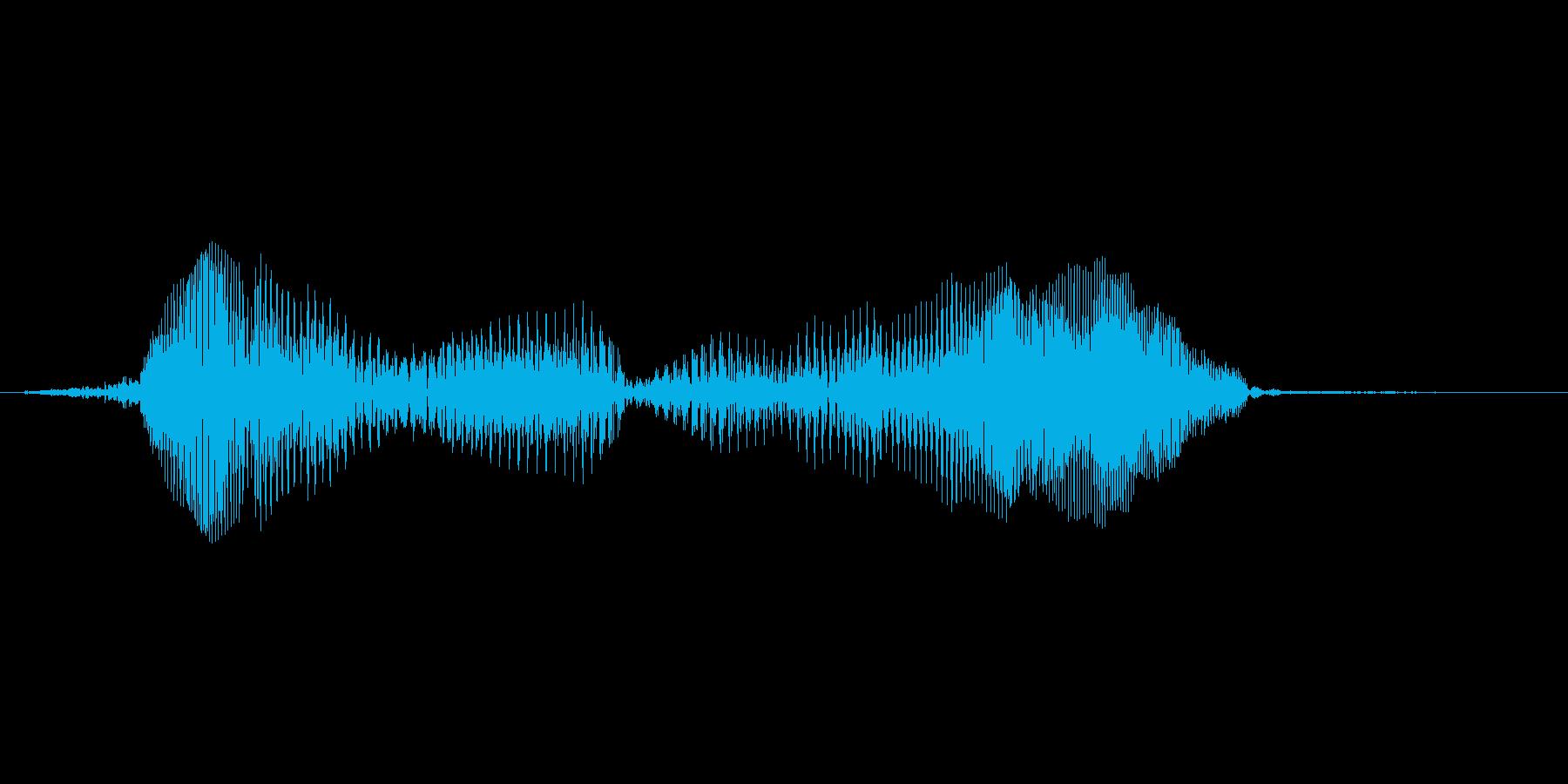 ちょろい♪(相手を倒した時など)の再生済みの波形