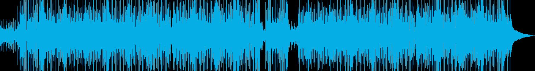 アワ風呂のようなフワモコテクノ Cの再生済みの波形