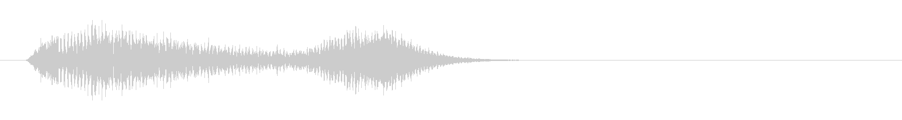Stinger Electroni...の未再生の波形