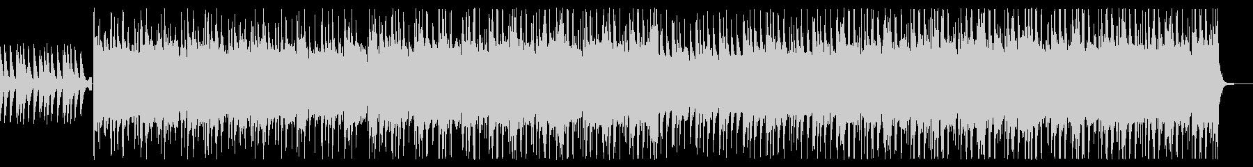 洋楽テイストでノリの良いポップスの未再生の波形