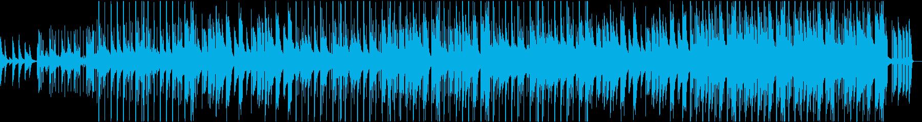明るくセクシー男性コーラスEDMバラードの再生済みの波形