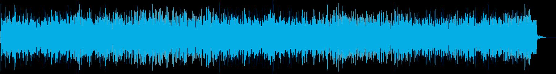 レトロジャズ・超絶バイオリンカントリー風の再生済みの波形