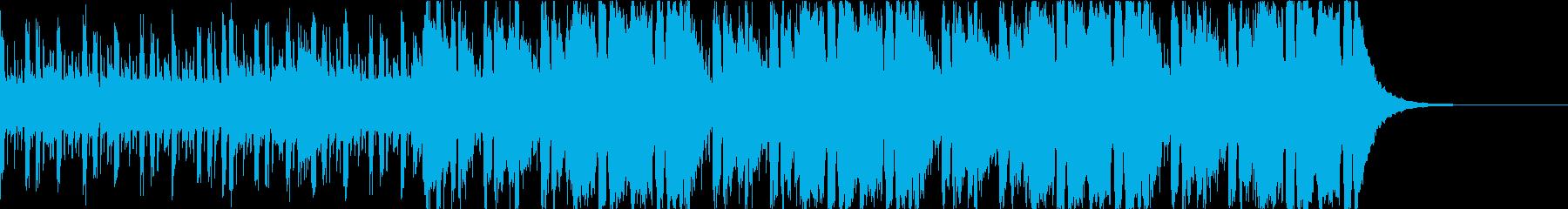Pf「話題」和風現代ジャズの再生済みの波形