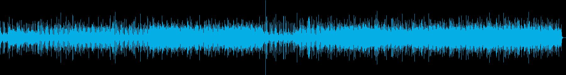 クールでダークなグルーブ感あるファンクの再生済みの波形