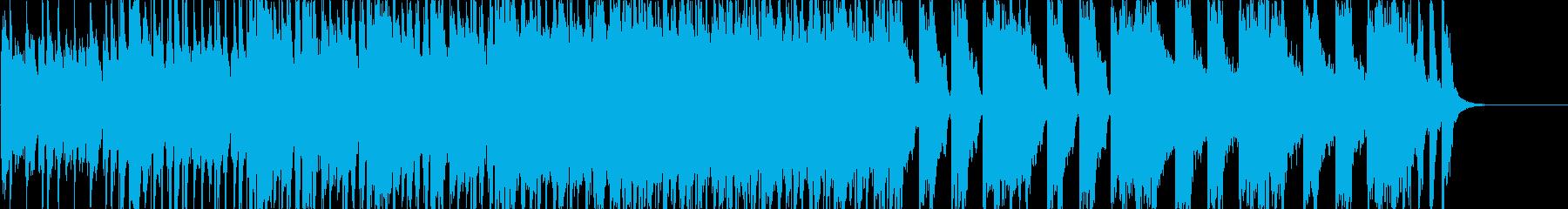 ラジオ、CM、ノリ良い軽快なピアノポップの再生済みの波形