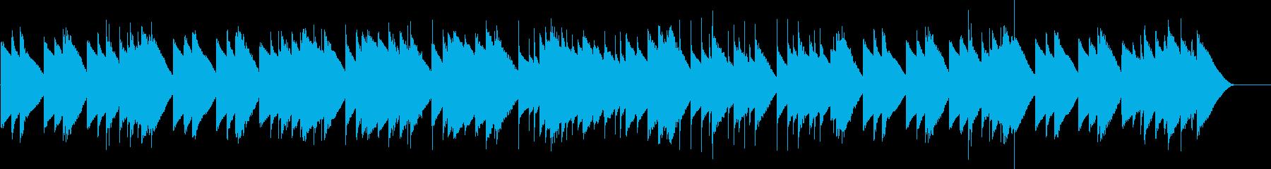 婚礼の合唱 long (オルゴール)の再生済みの波形